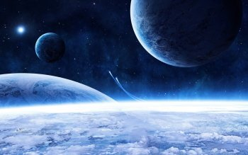 Ciencia Ficción - Planetscape Wallpapers and Backgrounds ID : 286981