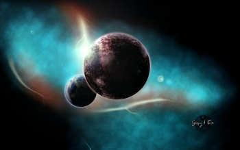 Sciencefiction - Planet Wallpapers and Backgrounds ID : 286993