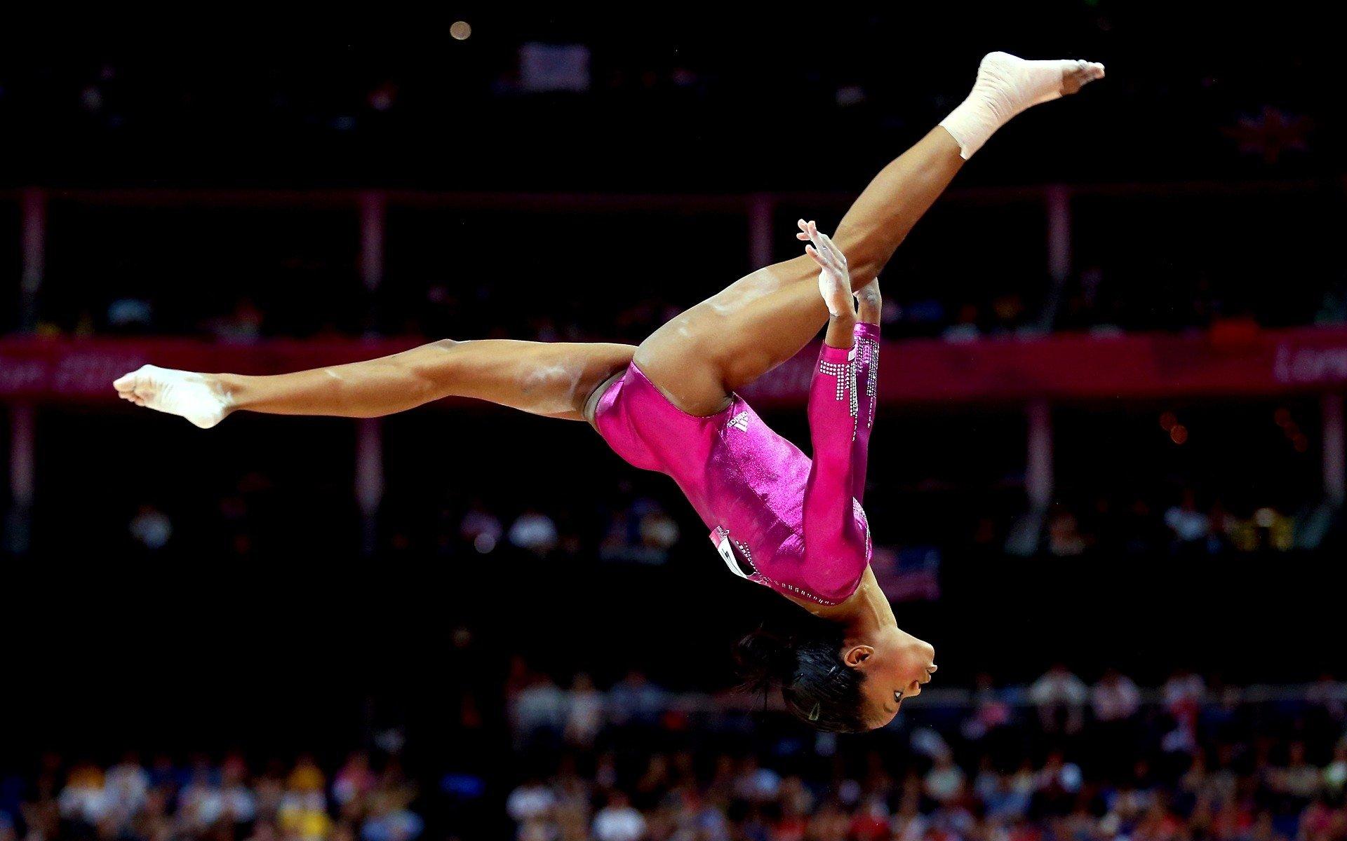 10 Gymnastics HD Wallpapers