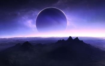 Sci Fi - Planetscape Wallpapers and Backgrounds ID : 287013