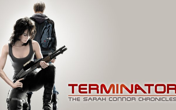 TV Show Terminator: The Sarah Connor Chronicles Terminator Lena Headey Sarah Connor HD Wallpaper | Background Image