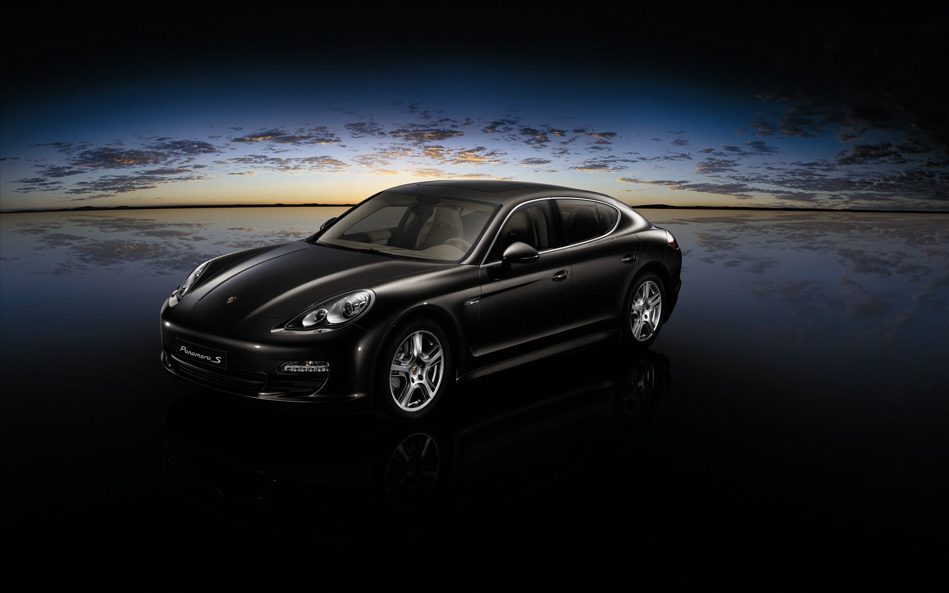 Porsche Panamera S Full HD Wallpaper And Background Image