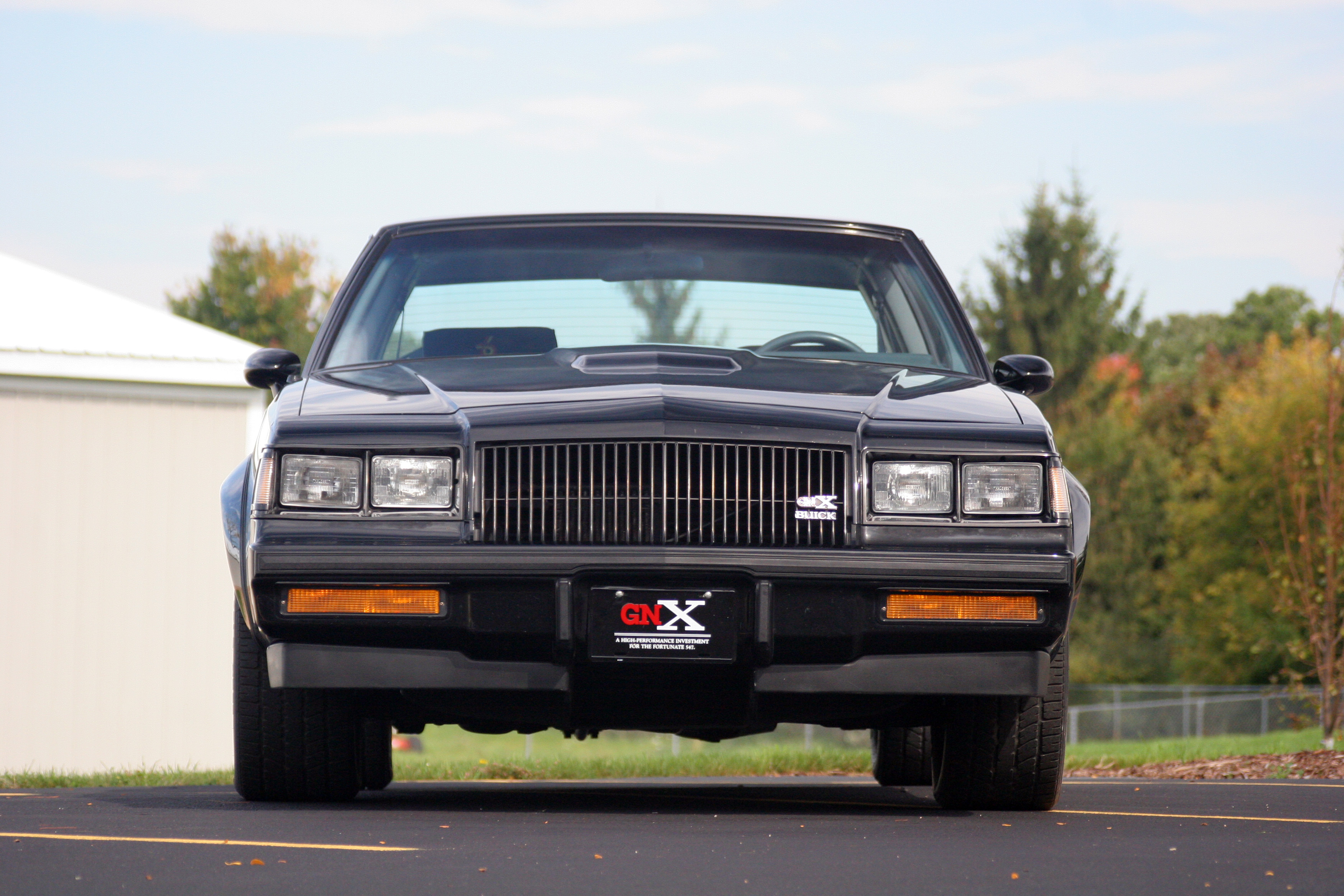 1987 Buick Gnx Wallpaper For Iphone