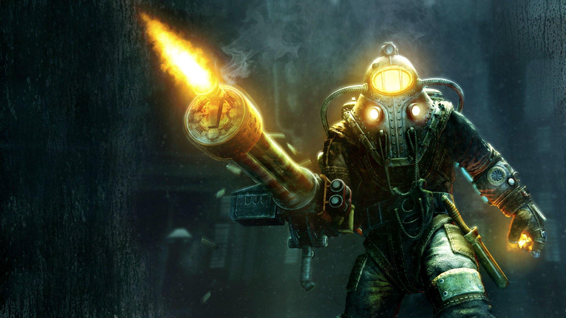 Bioshock 2 HD Wallpaper