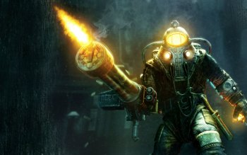 Video Game - Bioshock 2 Wallpapers and Backgrounds ID : 288191