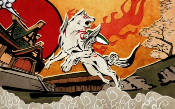 Video Game - Okami Wallpapers and Backgrounds ID : 288241