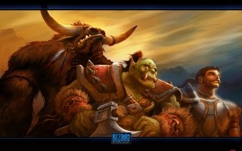 Компьютерная игра - Warcraft Wallpapers and Backgrounds ID : 28833