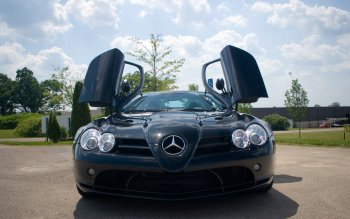 Vehicles - Mercedes Wallpapers and Backgrounds ID : 288513