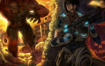 Video Game - Gears Of War Wallpapers and Backgrounds ID : 289921