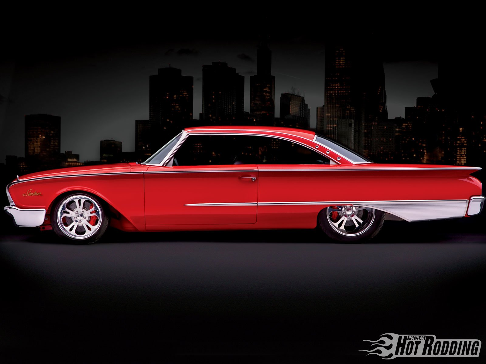 1960 Ford Starliner Wallpaper and Background Image ...