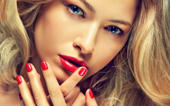 Women - Face Wallpapers and Backgrounds ID : 290953