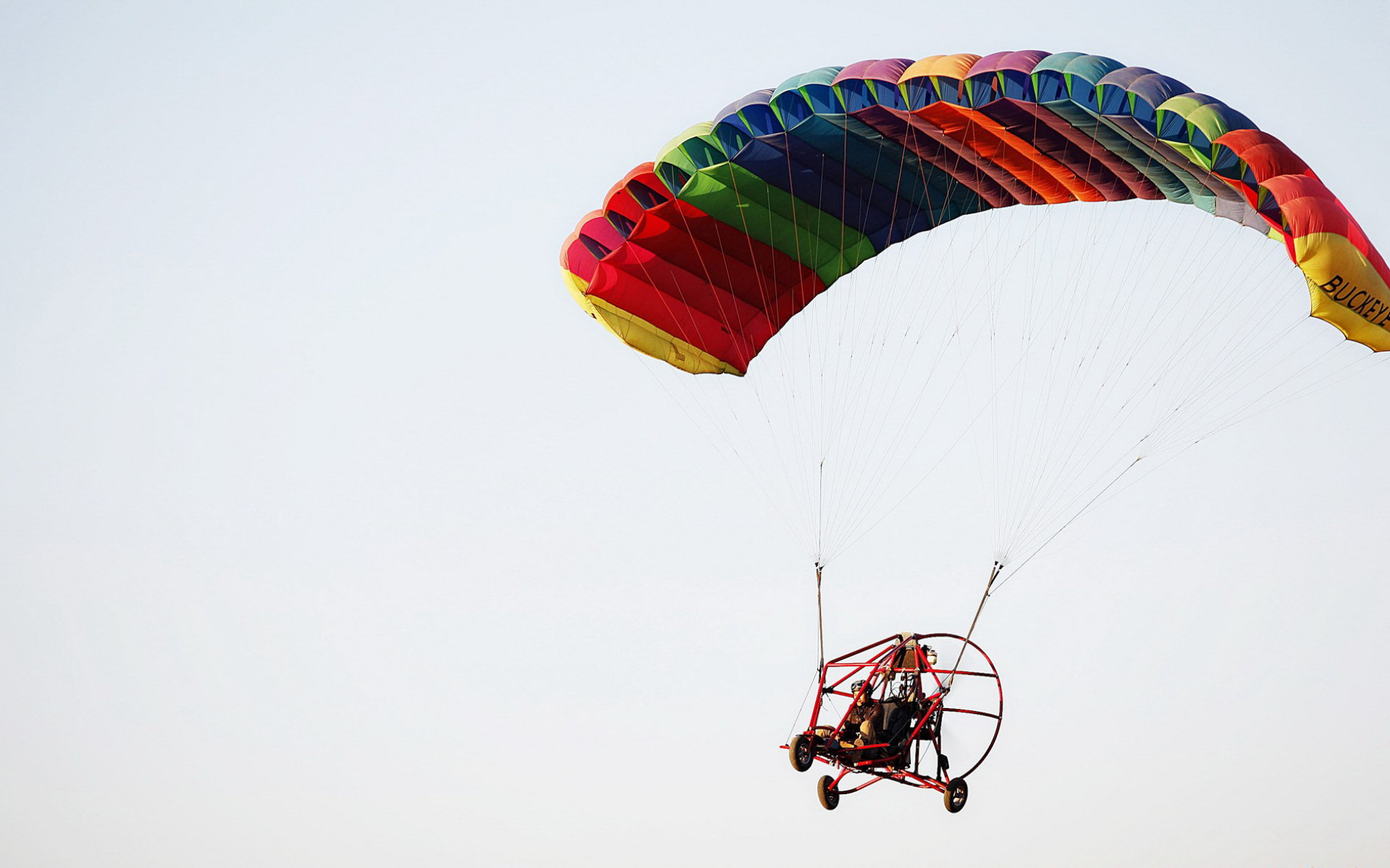 Paraglider Full HD Wallpaper and Background | 1920x1200 ...