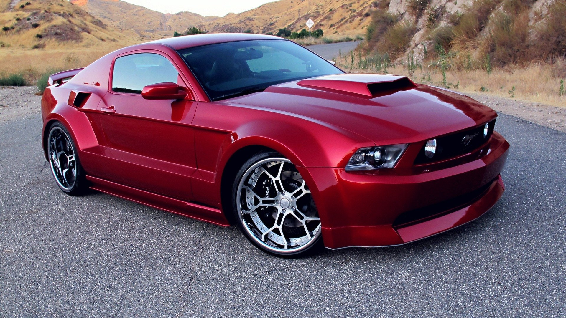 HD Wallpaper | Background Image ID:291473. 1920x1080 Vehicles Ford Mustang