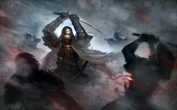 Fantasy - Samurai Wallpapers and Backgrounds ID : 291381