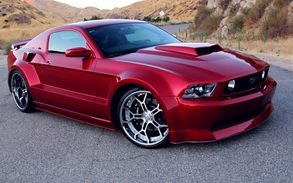 Fahrzeuge Ford Mustang Ford Muscle Car Classic Car HD Wallpaper | Hintergrund