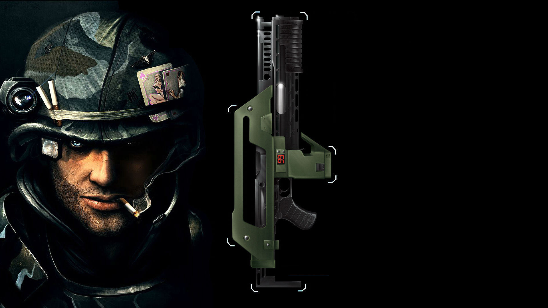 Aliens Colonial Marines Full HD Wallpaper And Background Image