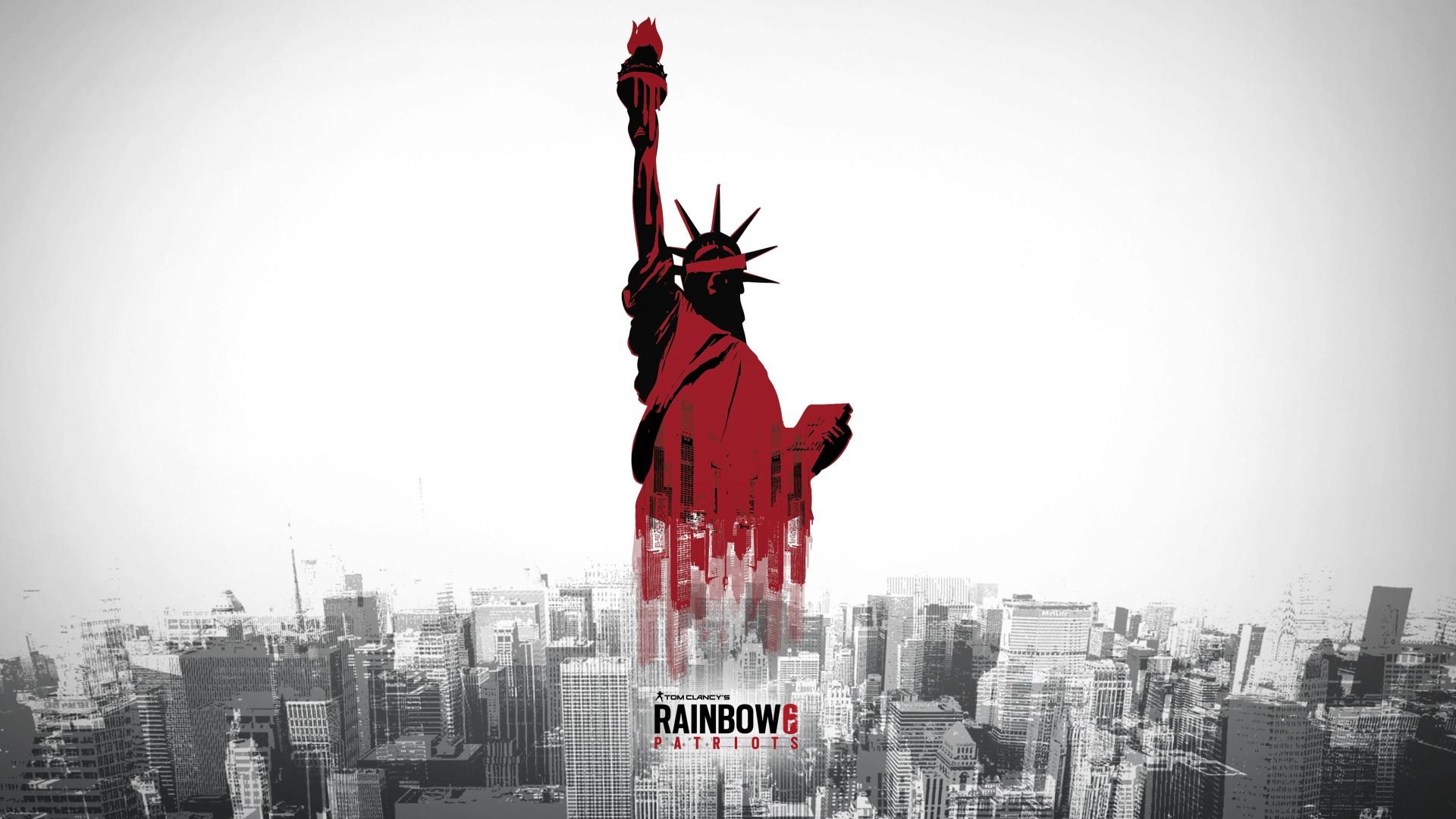 Rainbow Six Siege Patriot Wallpaper: Tom Clancy's Rainbow 6: Patriots Full HD Wallpaper And