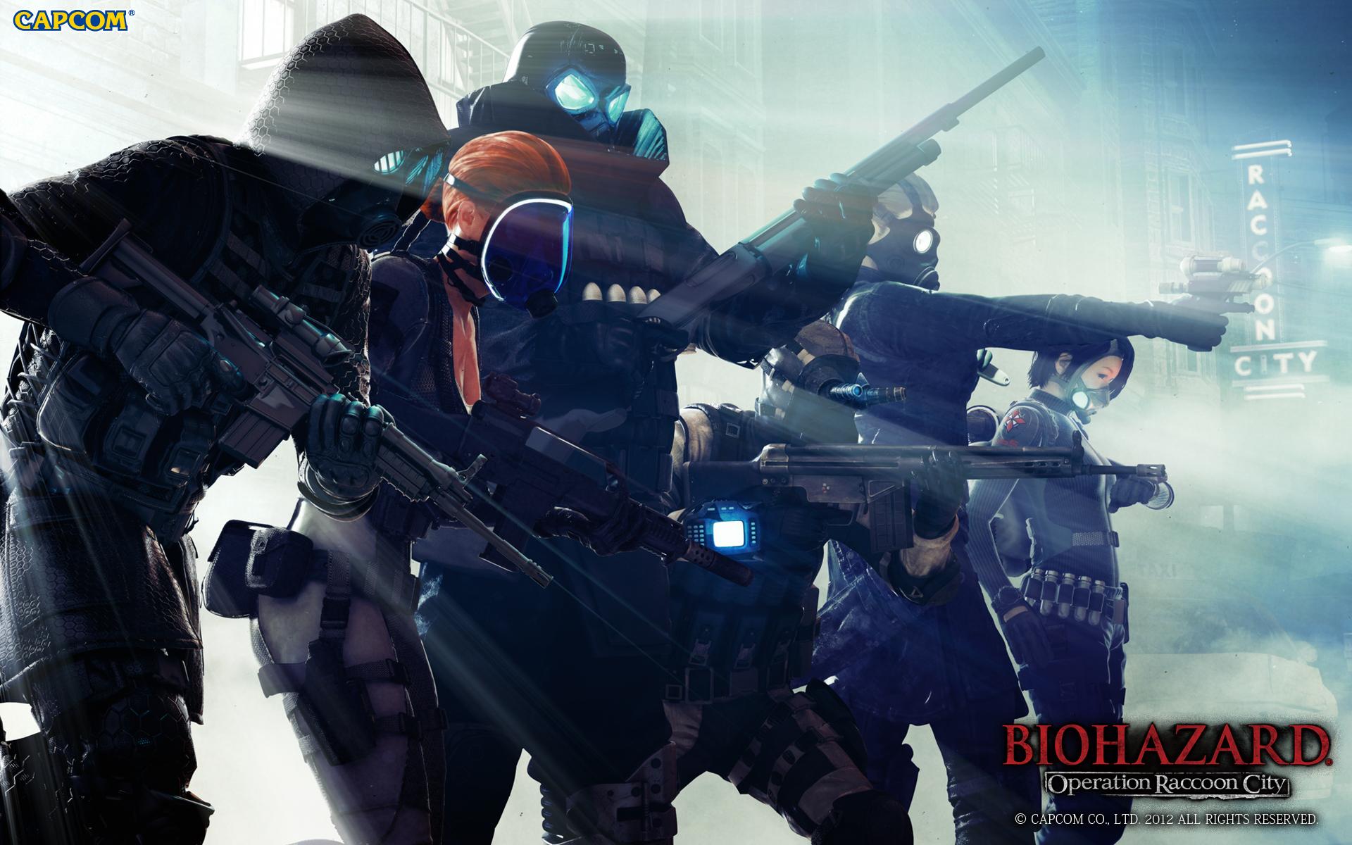 Resident evil operation racoon city: трейнер/trainer (+5) [1. 2.