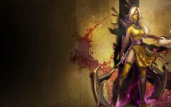 Género Fantástico - Women Warrior Wallpapers and Backgrounds ID : 292441