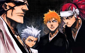 Anime - Bleach Wallpapers and Backgrounds ID : 292871