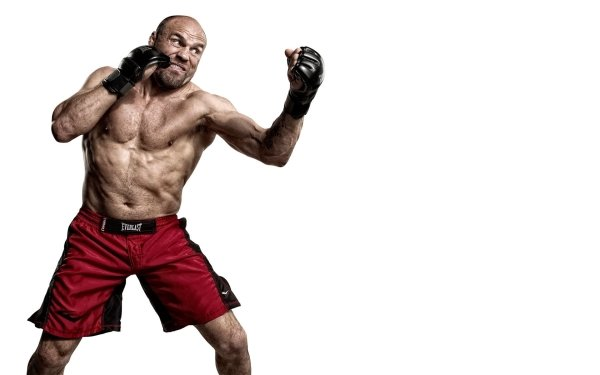 Sports Mixed Martial Arts Randy Couture Ultimate Fighting Championship HD Wallpaper | Background Image