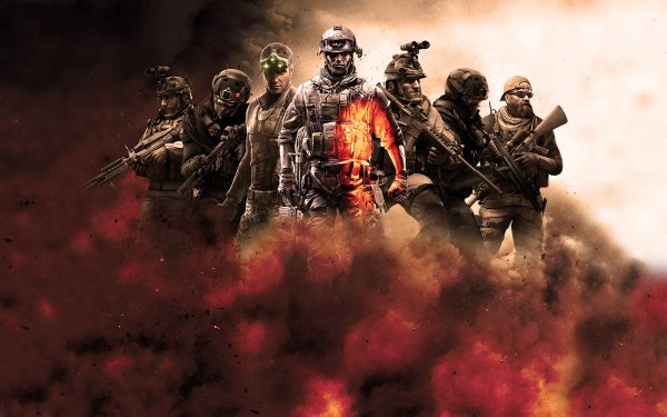 Video Game Crossover The Expendables HD Wallpaper | Background Image
