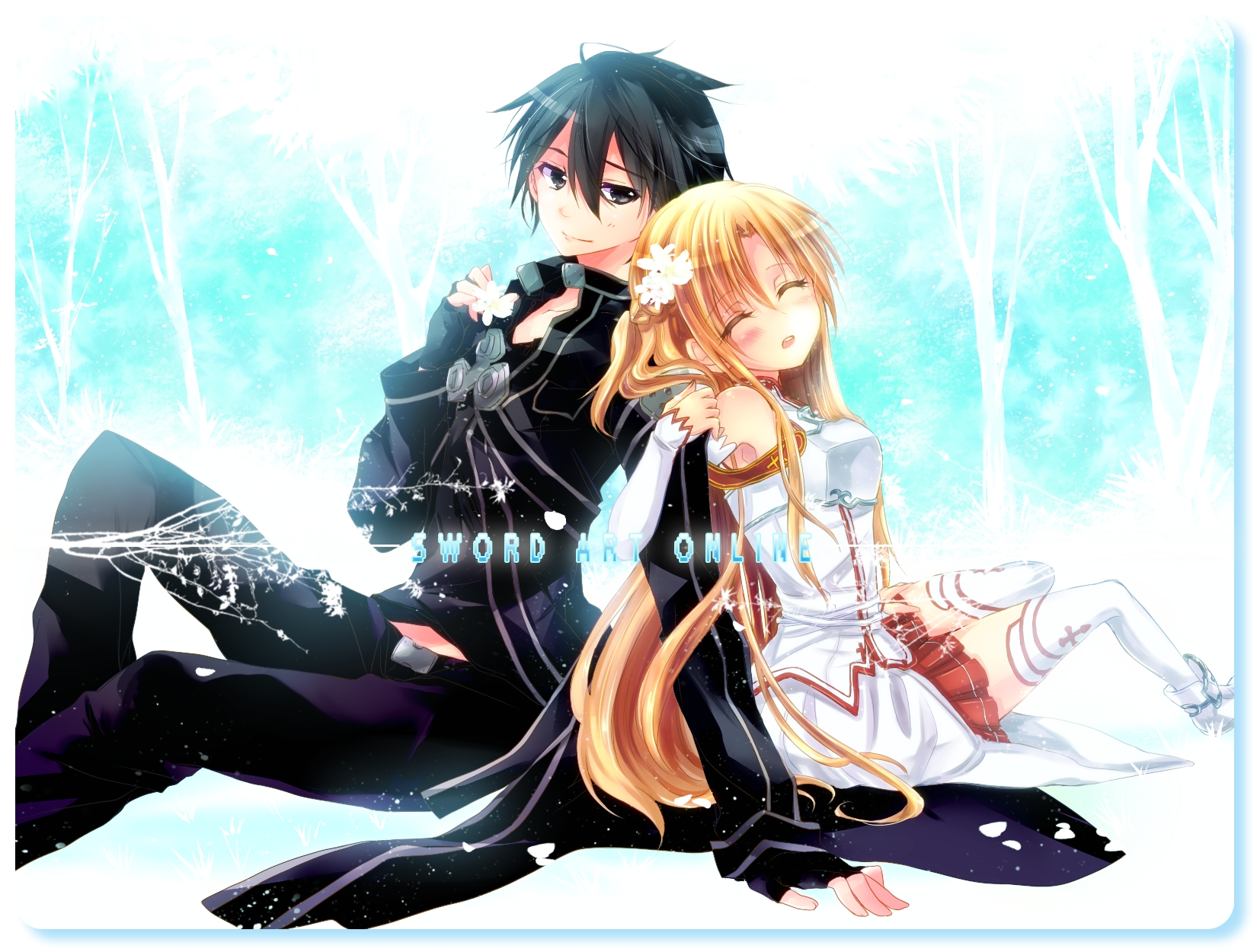 Sword Art Online Wallpaper And Background Image