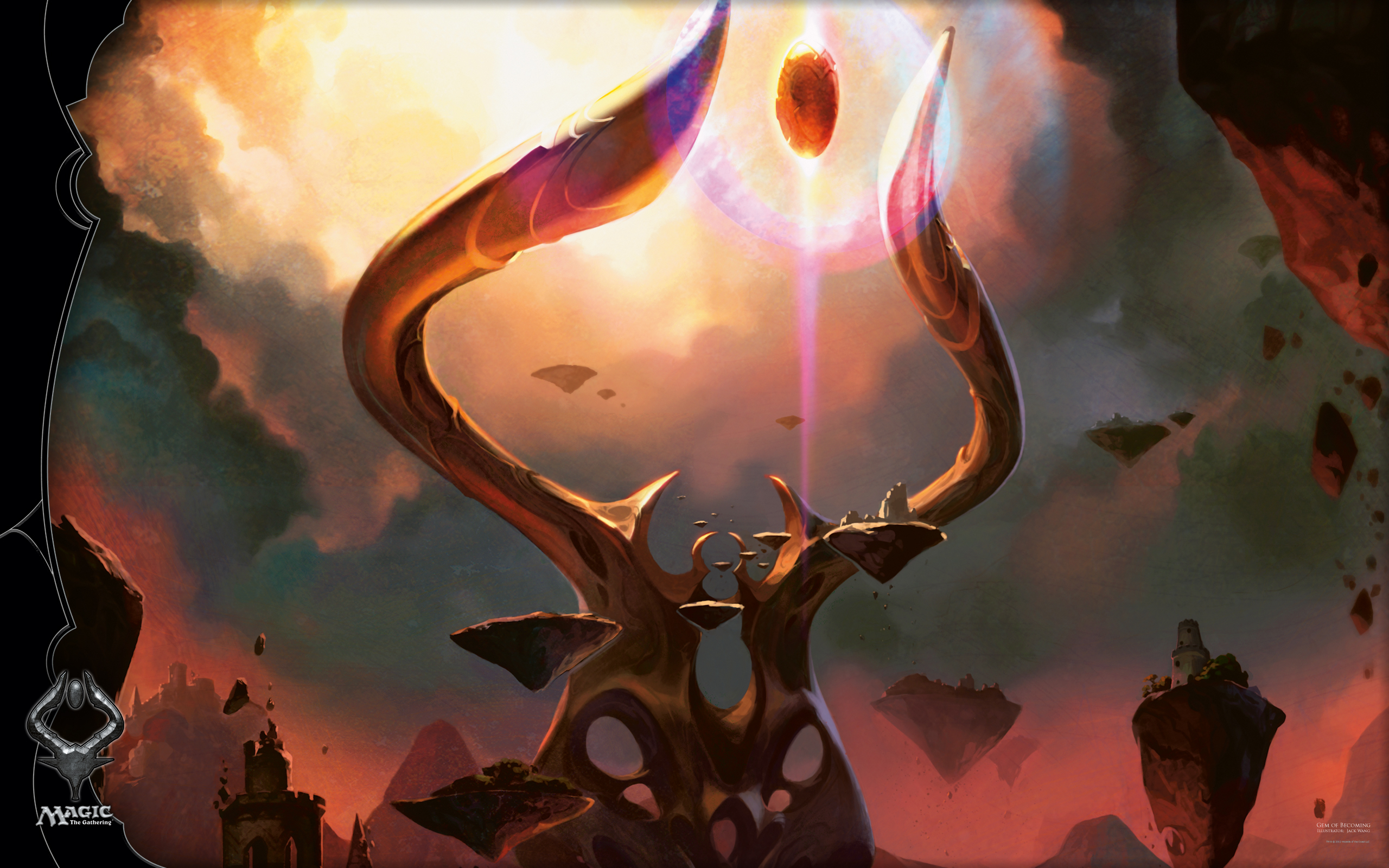Magic The Gathering Full HD Wallpaper And Background Image