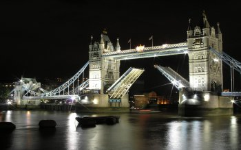 Man Made - Tower Bridge Wallpapers and Backgrounds ID : 2933