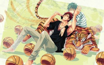 Anime - Kuroko No Basket Wallpapers and Backgrounds ID : 293401