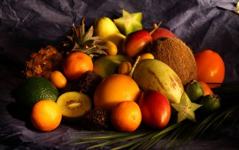 Alimento - Fruta Wallpapers and Backgrounds ID : 293533