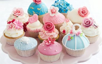 Alimento - Cupcake Wallpapers and Backgrounds ID : 293821