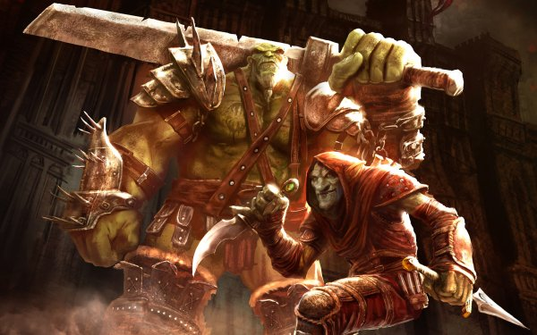 Video Game Of Orcs And Men HD Wallpaper | Background Image