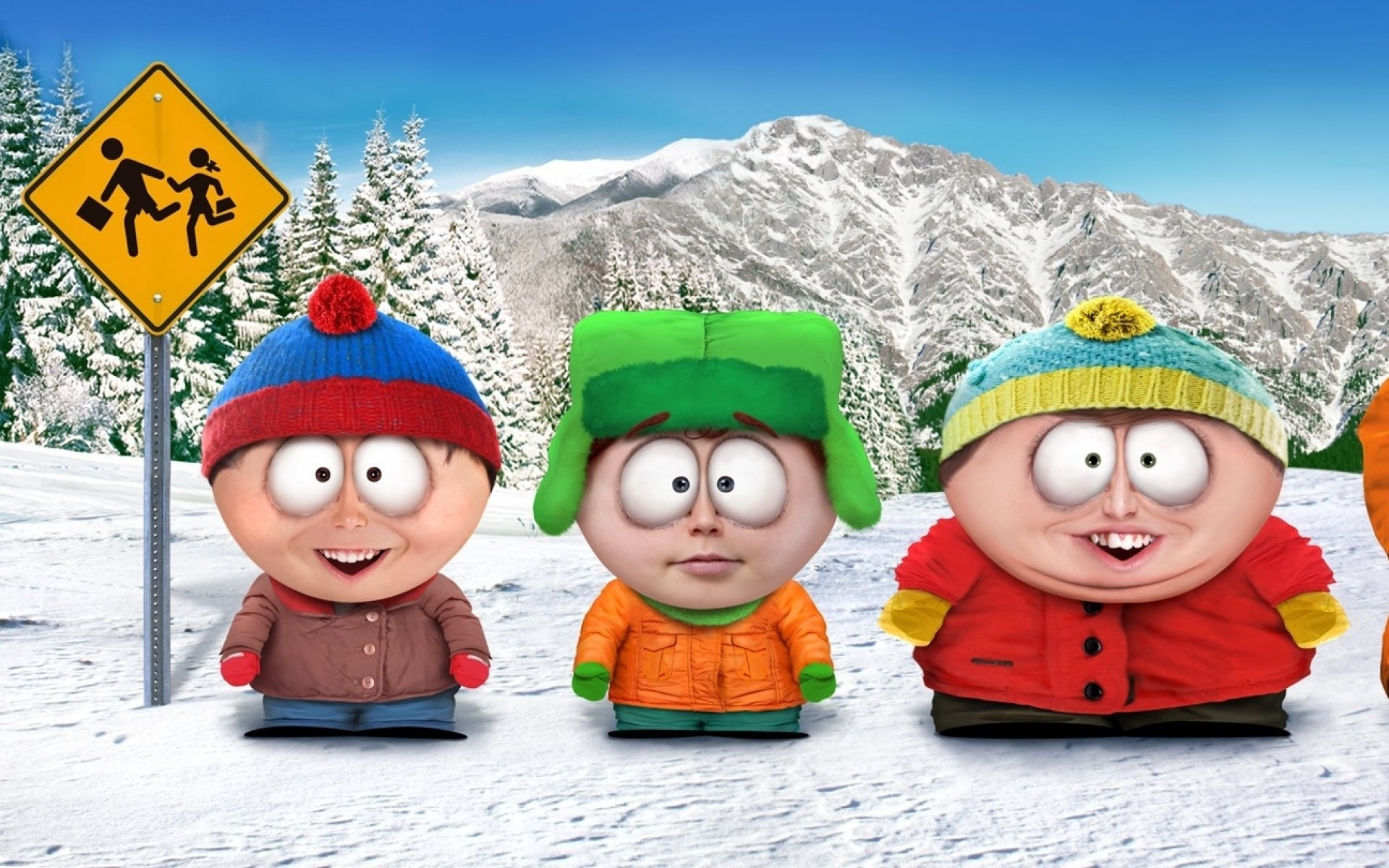 South Park Full HD Wallpaper And Background Image