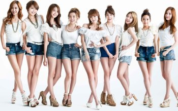 265 SNSD HD Wallpapers