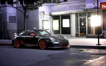 Fordon - Porsche Wallpapers and Backgrounds ID : 296133