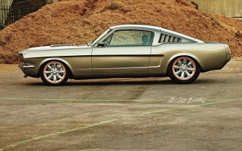 Vehicles - Mustang Wallpapers and Backgrounds ID : 296923