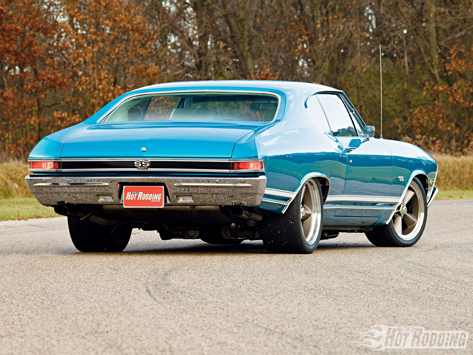 1968 Chevy Chevelle SS 900 h.p. Wallpaper and Background ...