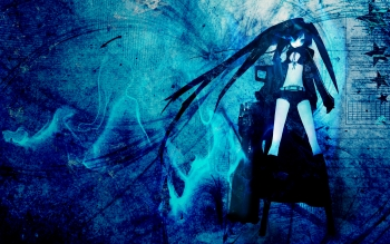 Anime - Black Rock Shooter Wallpapers and Backgrounds ID : 297281