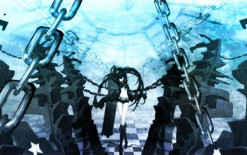 Anime - Black Rock Shooter Wallpapers and Backgrounds ID : 297311