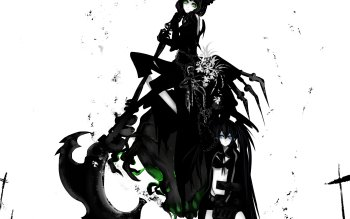 Anime - Black Rock Shooter Wallpapers and Backgrounds ID : 297583