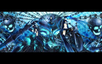 Anime - Black Rock Shooter Wallpapers and Backgrounds ID : 297621