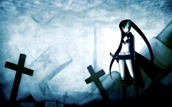 Anime - Black Rock Shooter Wallpapers and Backgrounds ID : 297671