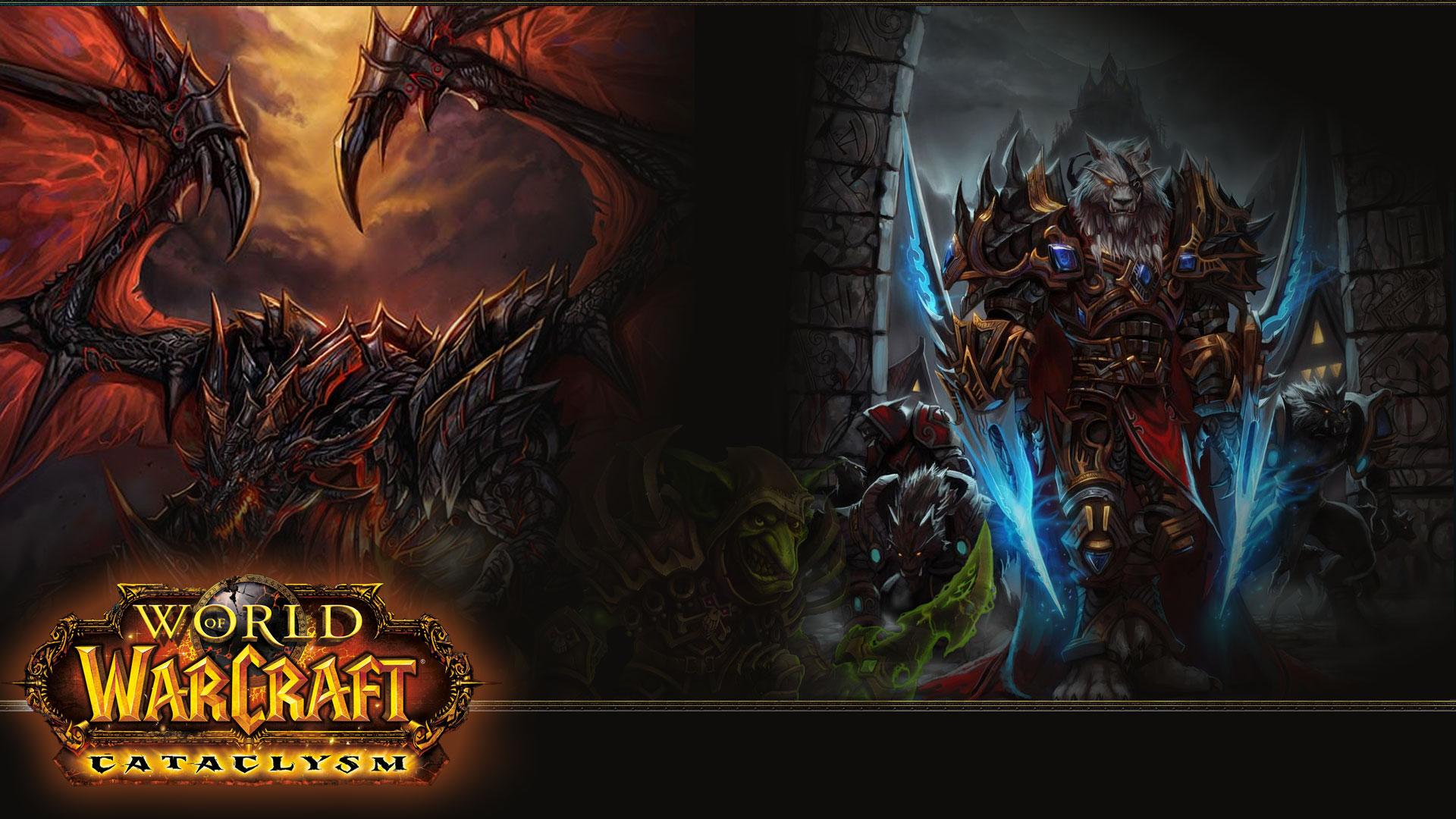 World Of Warcraft Cataclysm Fondo De Pantalla Hd Fondo De