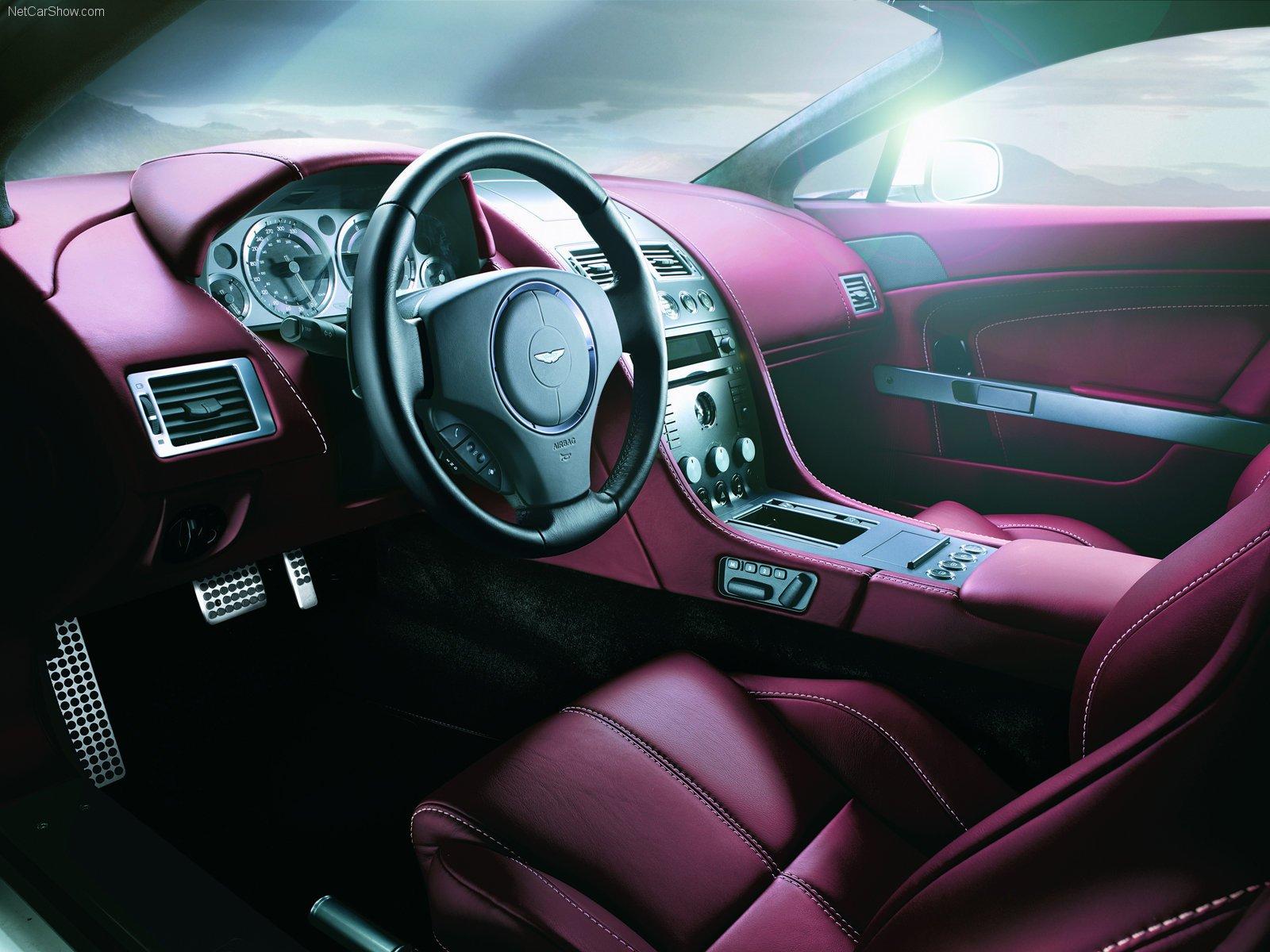 Véhicules - Aston Martin V8 Vantage  Aston Db9 Aston Martin Fond d'écran