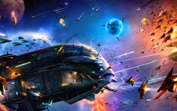 Science-Fiction - Schlacht Wallpapers and Backgrounds ID : 298861