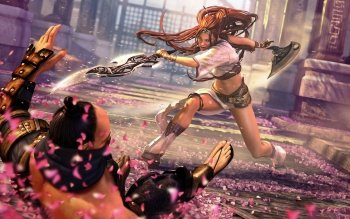 Video Game - Heavenly Sword Wallpapers and Backgrounds ID : 298941