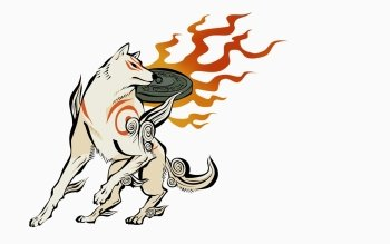 Video Game - Okami Wallpapers and Backgrounds ID : 299321