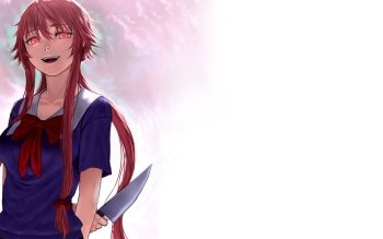 Anime - Mirai Nikki Wallpapers and Backgrounds ID : 299371
