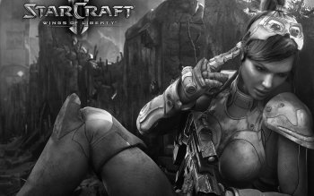 Video Game - Starcraft Wallpapers and Backgrounds ID : 299963